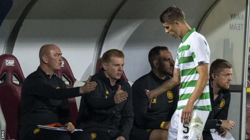 Celtic defender Jozo Simunovic faces further time on the sidelines as he gets set for knee surgery.In full: http://bit.ly/30jK5Qo #CelticFC #bbcfootball