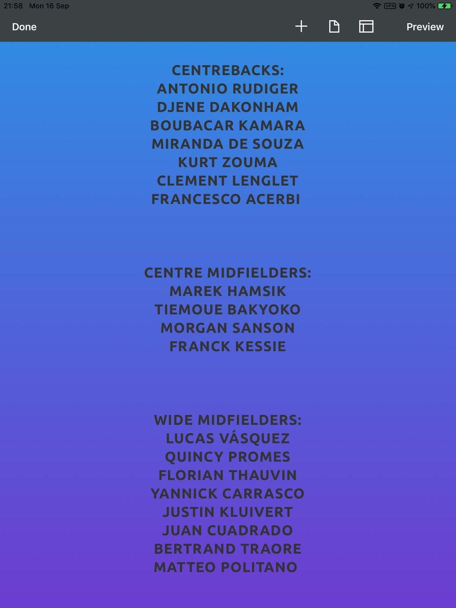 @proevopeople @InteryananF give us Florian thauvin, Antonio rudiger and 10 cedes for Leon goretzka #pepdeals<br>http://pic.twitter.com/FDIqBO4h4G