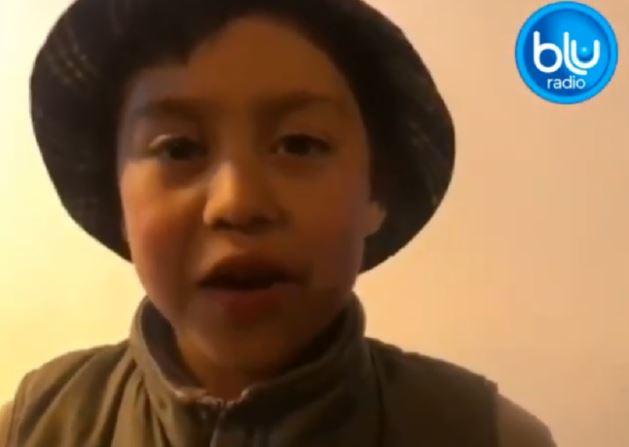 #Video | ¡Con una flauta hecha de tubo PVC! El pequeño que brilló en concierto de André Rieu #VozPopuli http://bit.ly/2NdyyQz