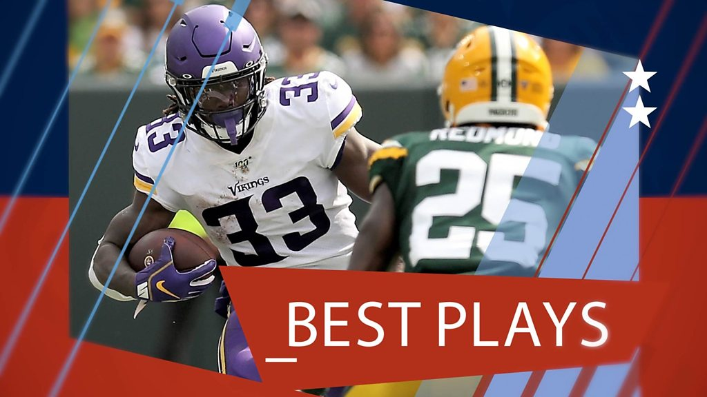Watch Dalvin Cook's 75-yard touchdown run for the Vikings, as well as Demarcus Robinson, Julio Jones and JuJu Smith-Schuster in this week's #NFL plays of the week.🎥http://bit.ly/30qht7Y