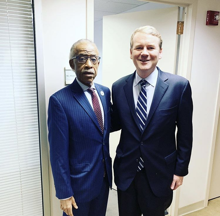Had a nice chat w/ Colorado US Senator Michael Bennet in my office about his Presidential campaign. https://t.co/ArNXcwJut9