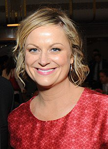 Happy Birthday actress/comedian Amy Poehler
