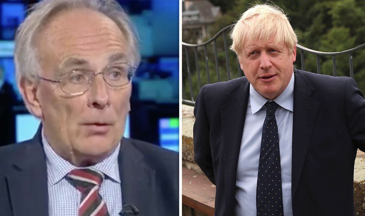 Peter Bone reveals how Boris WILL deliver Brexit on Oct 31 and avoid breaking the law express.co.uk/news/uk/117879… @PeterBoneUK