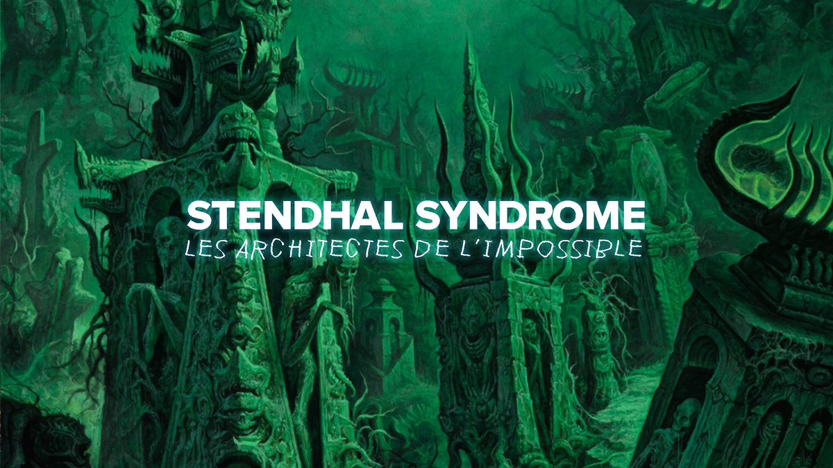 RT @whatisalt236 Il a fallu attendre minuit, que les portes de l'imaginaire s'entrouvrent et que cette vidéo trouve un passage. Voici donc le Stendhal Syndrome n°11, qui vous raconte l'histoire étrange des Architectes de l'impossible... https://t.co/OibTDyKTTX  RT=🏦🗝️🧠