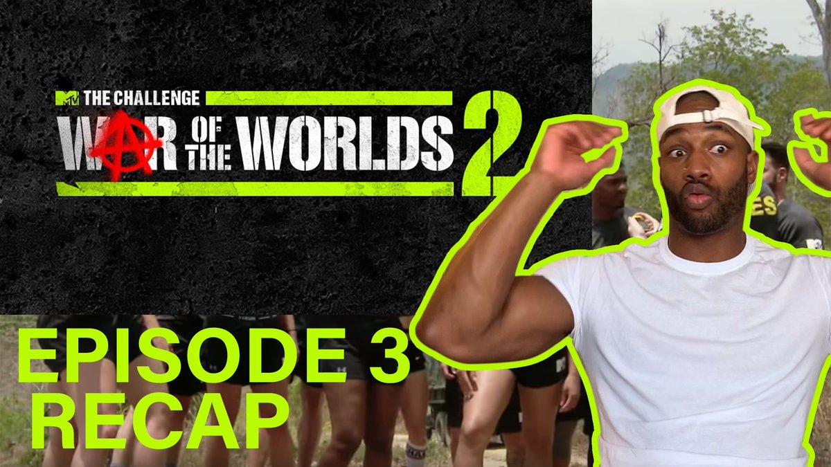 Got the EP 3 Recap up!!! Super funny no doubt. https://youtu.be/Ltq6M4e8ubw #MTV #TheChallenge34 #VLOG