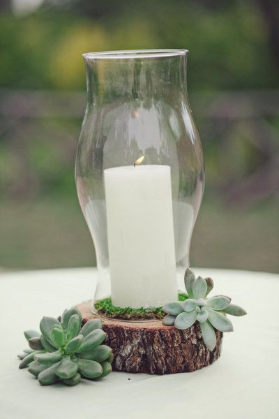 Succulents add the finishing touch820 South 8th StreetHistoric District, downtown ManitowocPhone 920-682-6194#TwoRiversFlowers #ManitowocFlowers #TwoRiversFlorist  #Plants #HousePlants #BloomingPlants #MPIServices #Love #Succulents #Candles #GlassHurricanes #TableDecor