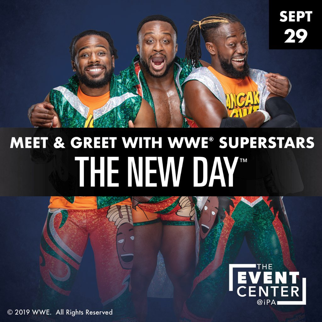 Mark your calendars! Sept 29th we will be at iplay America in Freehold, NJ! Tickets available here:https://bit.ly/2lJIOU2Come say hello to ya boys!