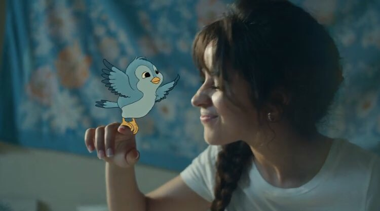 CLASSIC SCENE from #LiarMusicVideo 🐦❤️ OUT NOW !!!! @CamilaAccess @Camila_Cabello