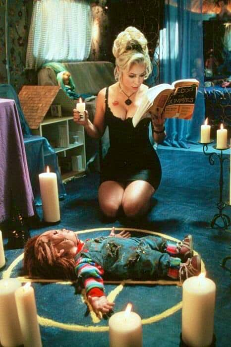 Happy birthday to the one and only Jennifer Tilly