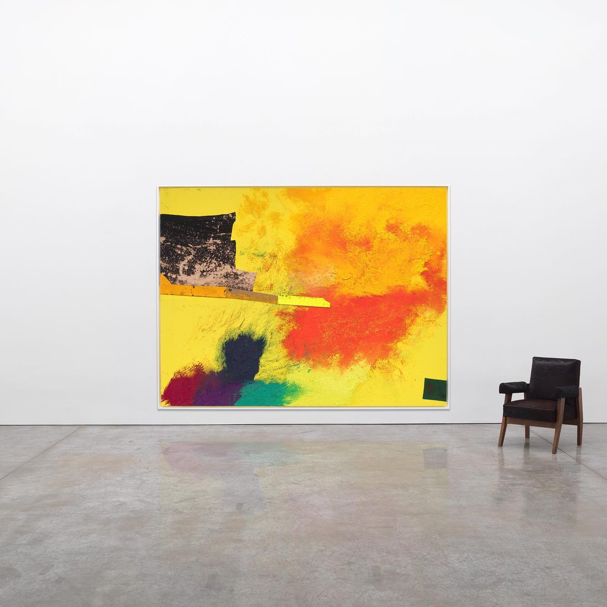 #GagosianViewingRoom: The Frieze London Online Viewing Room, developed in collaboration with #SterlingRuby, will feature seven primary-market artworks from Rubys personal archive, paired with pertinent works by historical artists. Sign up now! on.gagosian.com/SsA1d12