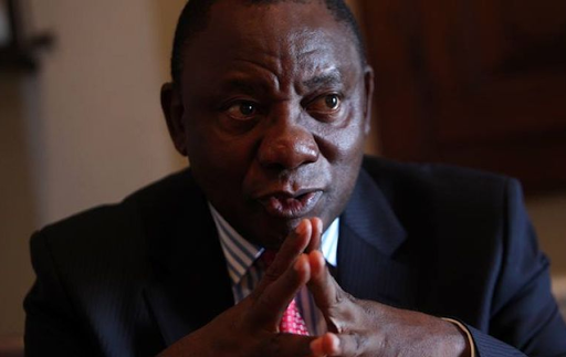 TOP STORY | Ramaphosa questions Mkhwebane's political motives for first time   http:// ow.ly/y66h30pxXQX     <br>http://pic.twitter.com/RP0PPBveAY
