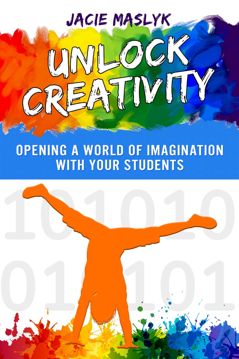 Edumatch Publishing On Twitter Day 2 Of Jacie S Launch Party Ending Soon Share An Image Of You Your Ss W Permission Unlocking Creativity In Your Classroom To Win A Chance At A Book Winner