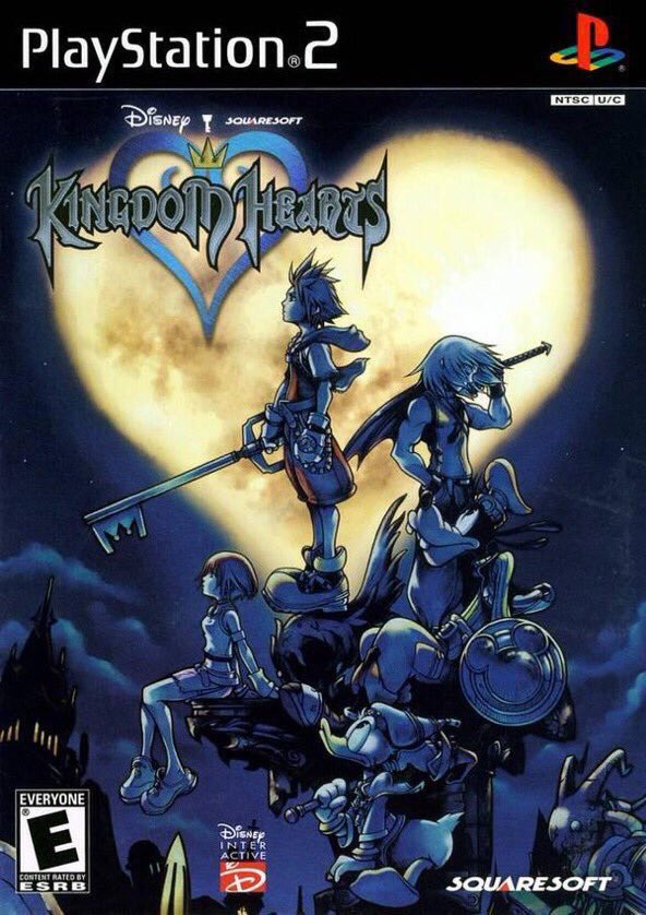 Kingdom Hearts for the PS2 was released on this day in North America, 17 years ago (2002)