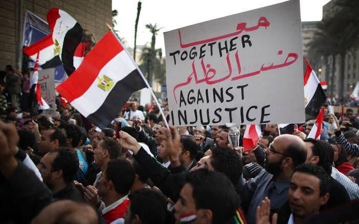 Together again    we will never give up .   #كفاية_بقي_ياسيسي #عدي_المليون<br>http://pic.twitter.com/8PLXPDyRiX