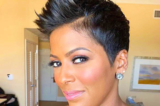 Happy 49th Birthday to Tamron Hall. I love her new show on ABC.