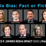 Image for the Tweet beginning: Media Bias: Fact or Fiction? Don't