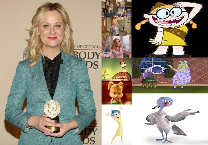 Happy Birthday to Amy Poehler!