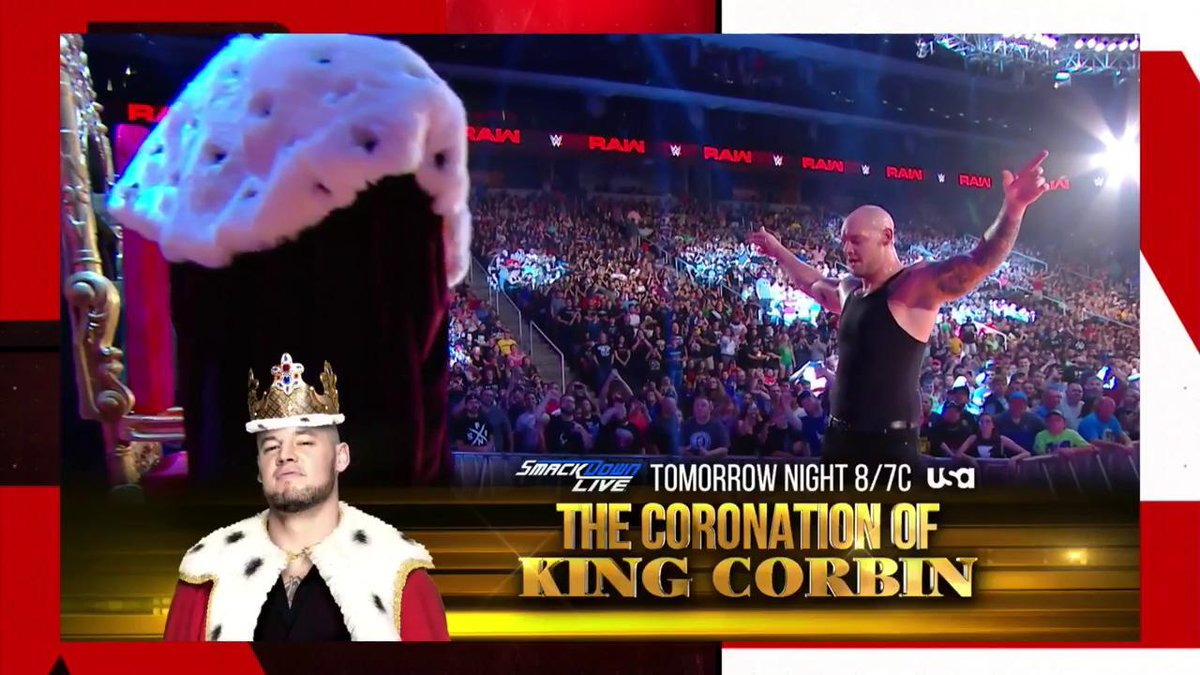 @WWE's photo on #KingOfTheRing