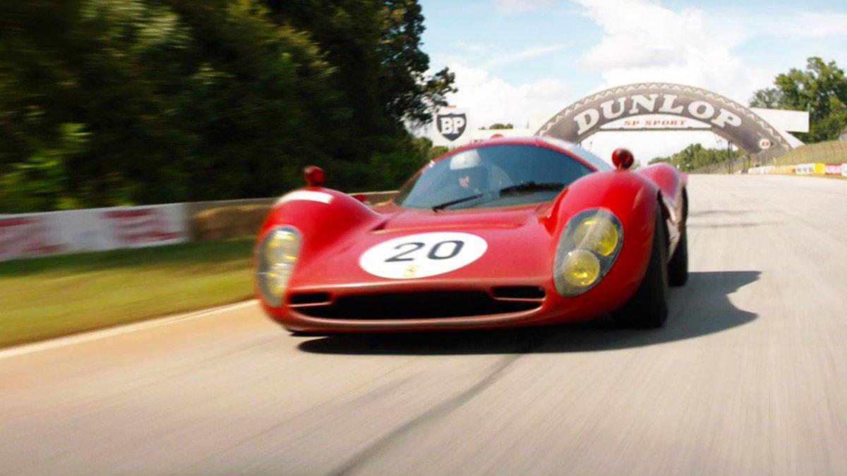 RT @IGN: Matt Damon and Christian Bale star in director James Mangold's chronicle of Le Mans 66 in Ford v Ferrari. https://t.co/3z1L61Z05v