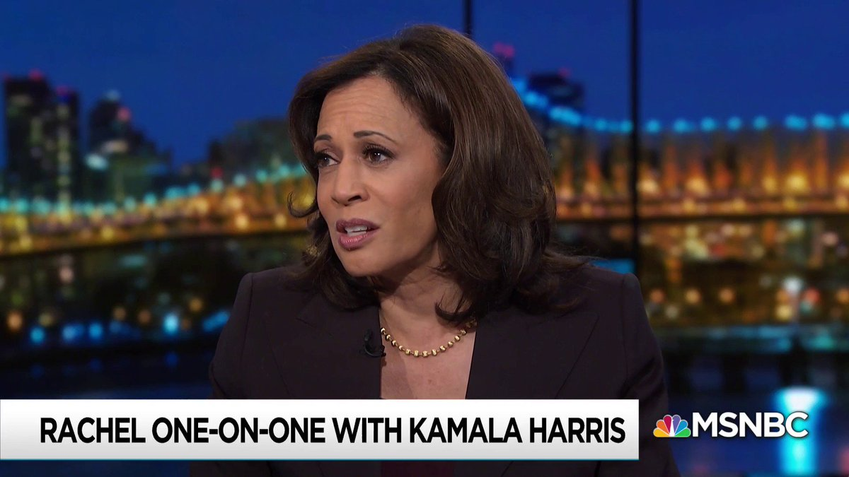 """""""One of the worst things that happens [in sexual assault cases] is when we are not willing to believe the victim and take them seriously. Take them seriously. Investigate the case."""" -Sen. Kamala Harris https://t.co/1sLjGDkH81"""