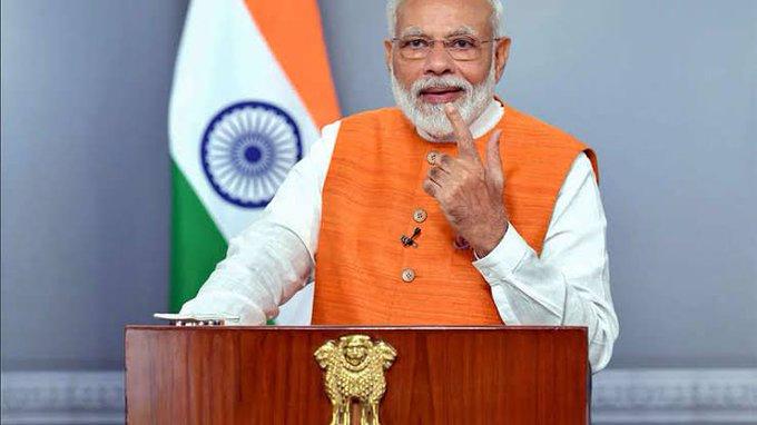 Happy Birthday to our  Honourable Prime Minister Shri Narendra Modi ji.