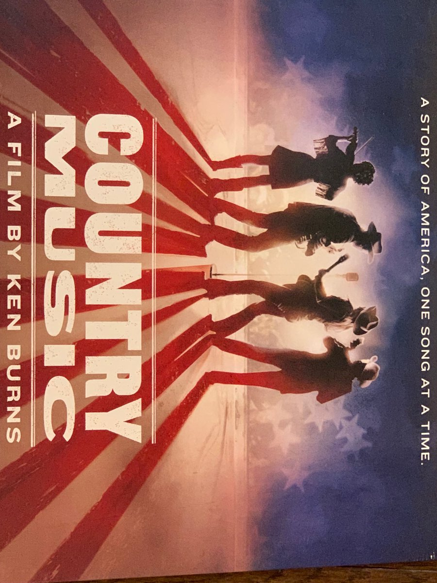 #CountryMusic ⁦@KenBurns⁩ ⁦@PBS⁩
