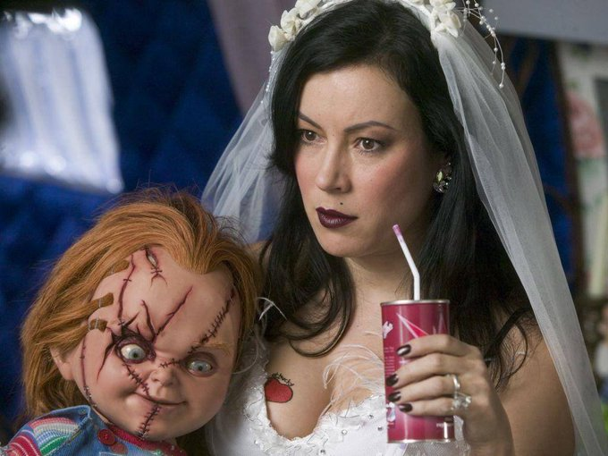Happy bday, Jennifer Tilly! <3