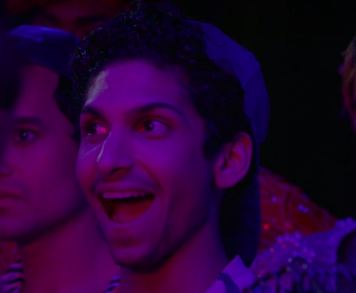 That moment when you know you're witness to the most savage of reads. #PoseFX