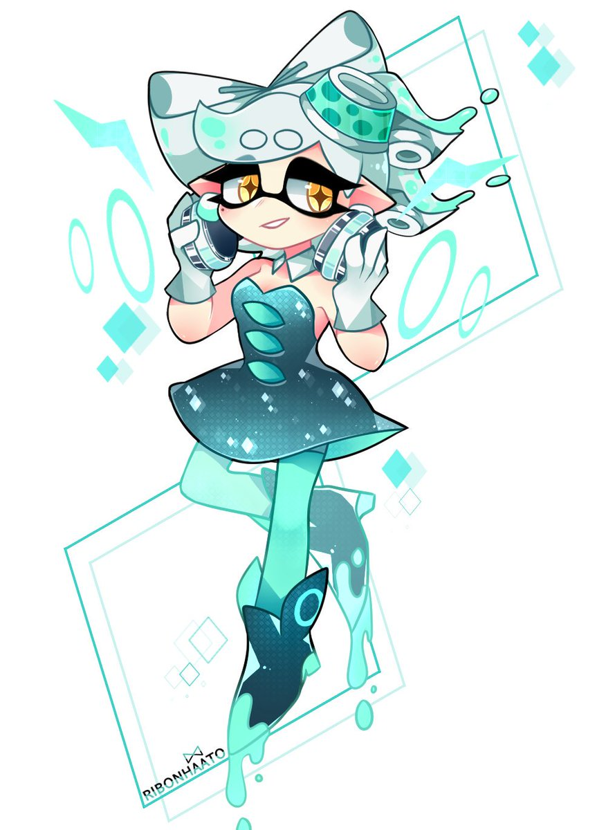 Order!Marie #Splatoon #squidsisters #Splatoon2 <br>http://pic.twitter.com/QkHAmwNmyL