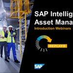 Image for the Tweet beginning: Missed an SAP Intelligent Asset
