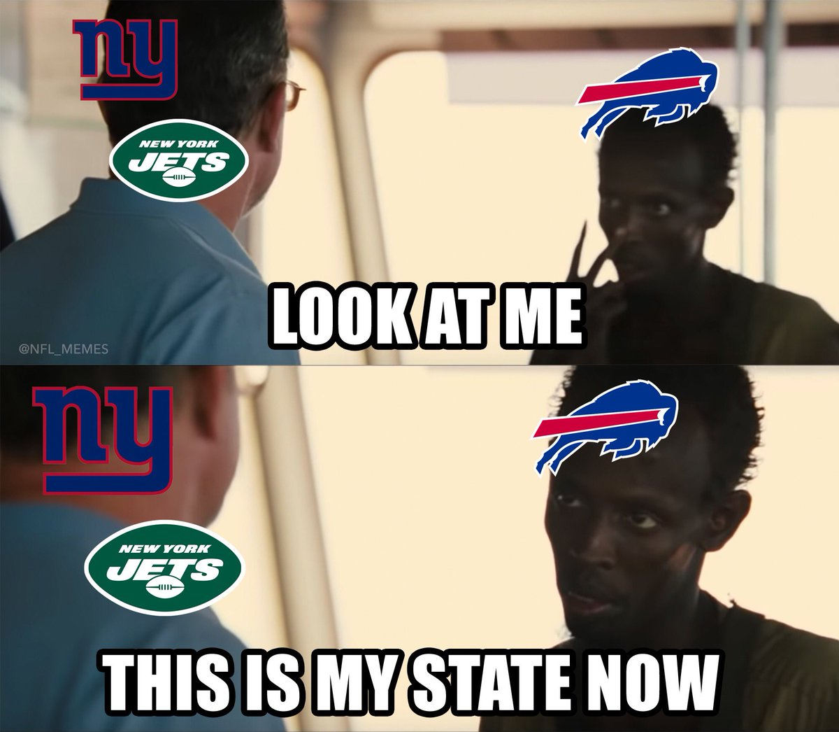 Giants & Jets =  <br>http://pic.twitter.com/fzPHUY6AMn