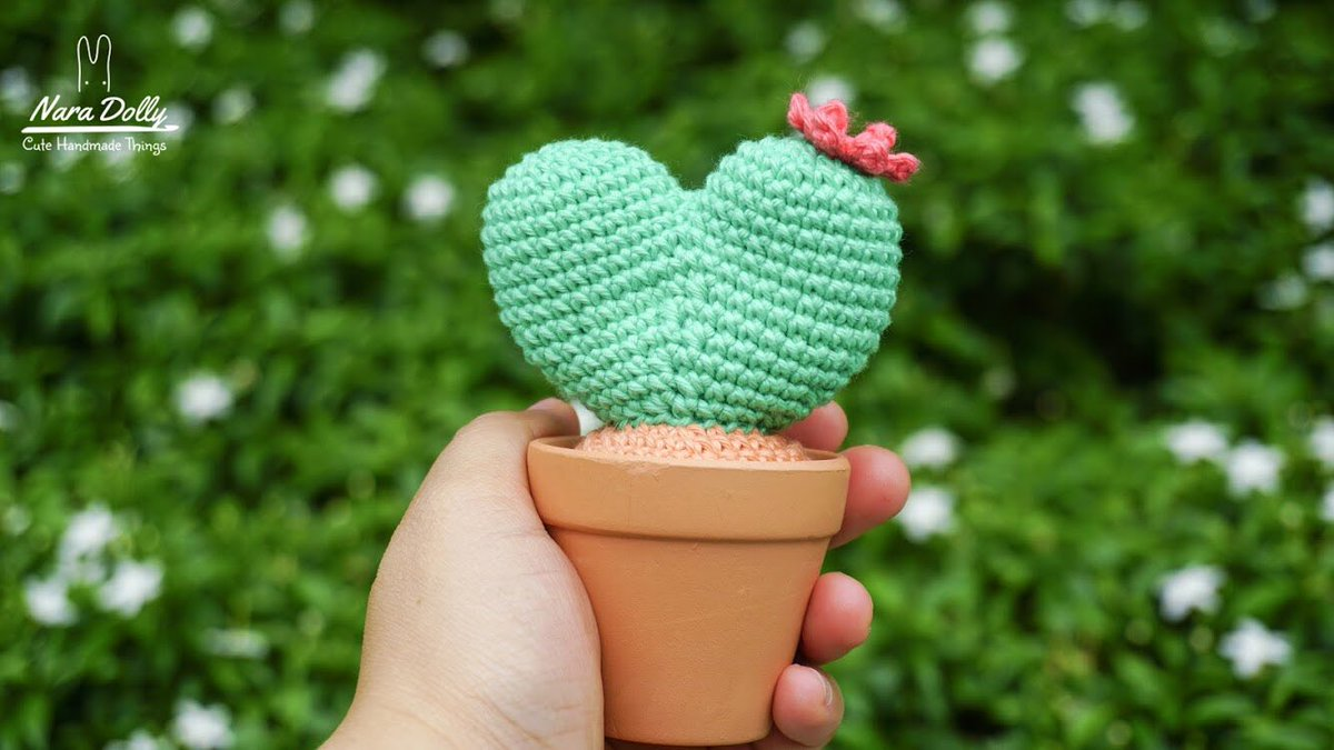 Cactus grande uncinetto fatto a mano in morbida lana | Etsy ... | 675x1200
