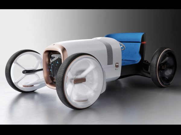 歴史のあるオートメーカーならではの新デザインコンセプトがメルセデスから発表された。「Vision Mercedes Simplex」は全体的に1900年から1901年にかけて製造された「メルセデス 35 PS」を彷彿とさせ、クラ…