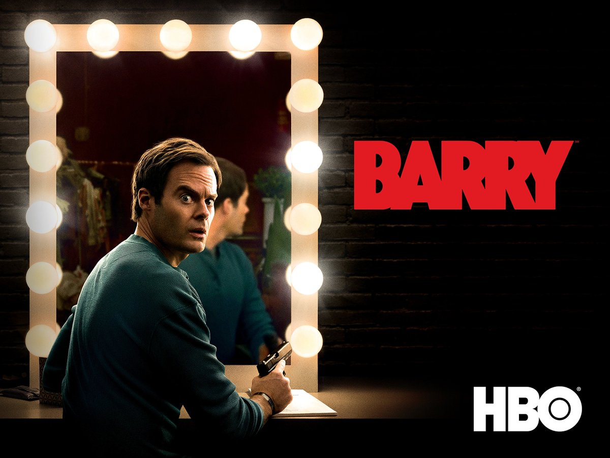 So I've finally watched #Barry and I have to say Bill Hader's character is one of the most complex people I've ever seen on TV. His dark personality, mixed with naivety and cold-blooded nature, is really fascinating. Also hail to Henry Winkler, an Emmy winner well deserved.