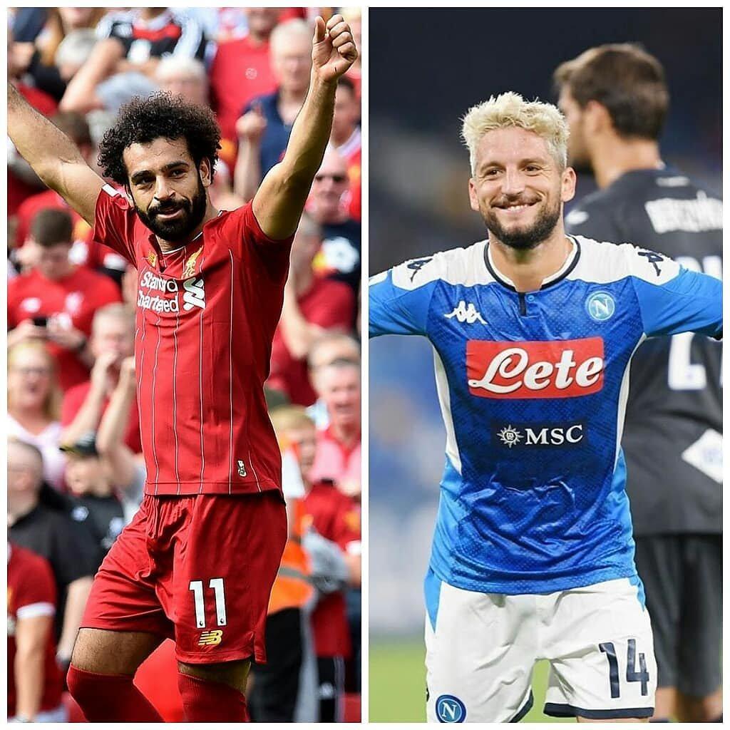ماهي توقعاتكم لقمه اليوم بين #ليفربول  و#نابولي في #دوري_أبطال_أوروبا ؟🤔