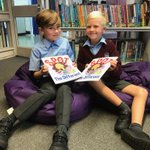 We have some lovely new books in the library donated by VISION magazines #Ilovereading