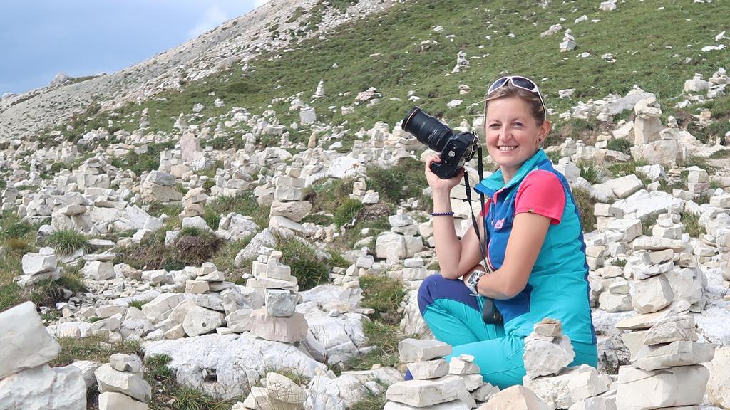Giorgia Hofer, l'astrofotografa che piace alla N...