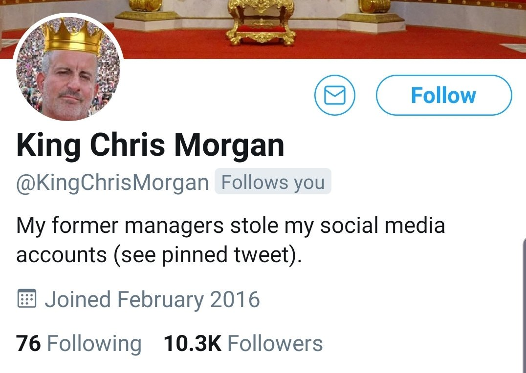 "Honoured to be one of the first people Bagel Boss followed upon his return to Twitter. Chin up manlet king, your crown is slipping.Who needs girls when you have 6'3"" friends?"