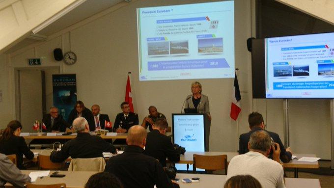 RT @by_eurosam: Conference de presse…