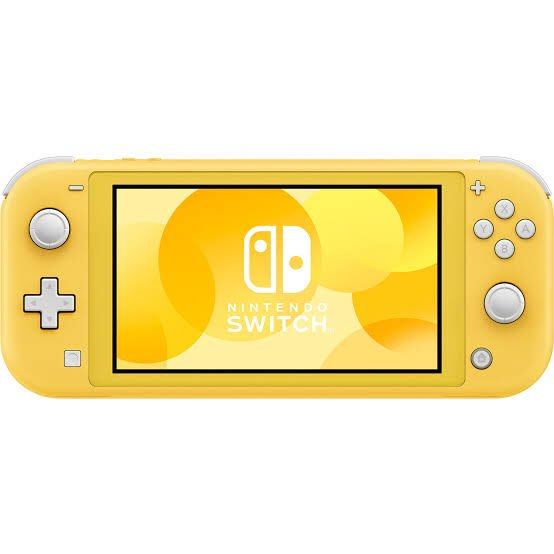 I really really want that Switch Lite.