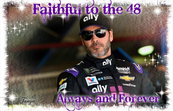 Happy 44th Birthday to our 7x Champ Jimmie Johnson 48Hugs!!!