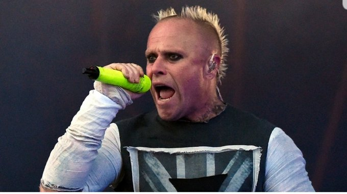 Today would of been Keith Flint\s 50th birthday.   Happy birthday Keith