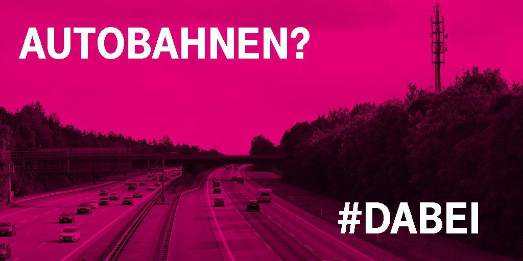 Social Media Post: Das Wirtschaftsministerium in Bayern hat die #LTE-Versorgung...