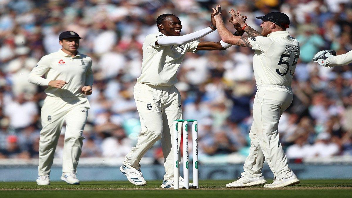 बेन स्टोक्स के अनुसार तेज गेंदबाज आर्चर ऑस्ट्रेलिया में जिता सकते हैं एशेज #Ashes19 #ENGvAUS #jofraarcherhttps://hindi.indiatvnews.com/sports/cricket-archer-can-help-them-regain-the-ashes-when-they-travel-to-australia-next-in-2021-22-says-ben-stokes-661362…