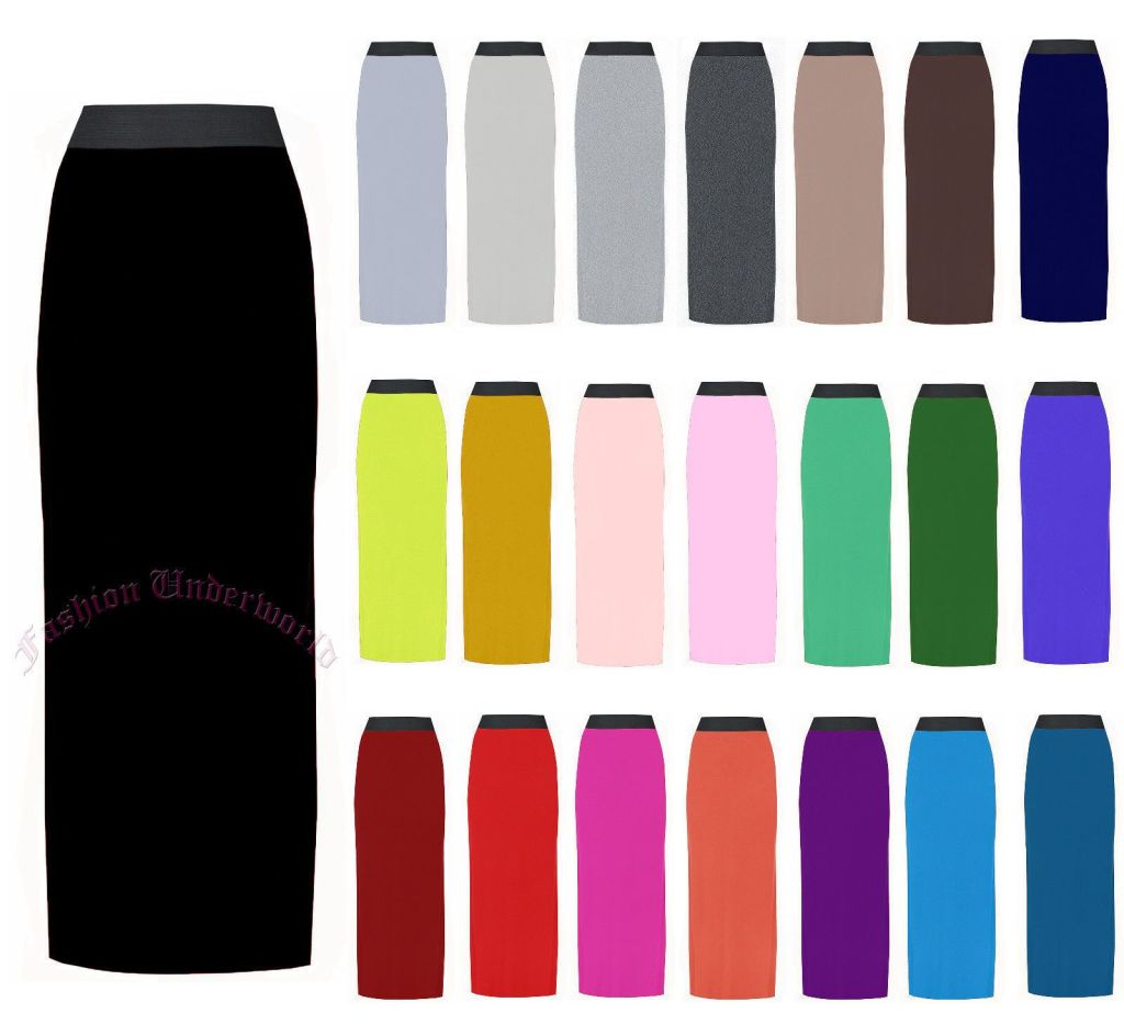 WOMENS LADIES PLUS SIZE JERSEY LONG MAXI SKIRT GYPSY STRETCHY DRESS UK16-26 https://t.co/DPWu9u2T4V https://t.co/3O6ir85e0V