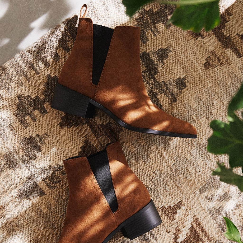 Chelsea boots are an autumnal favourite. Try these...
