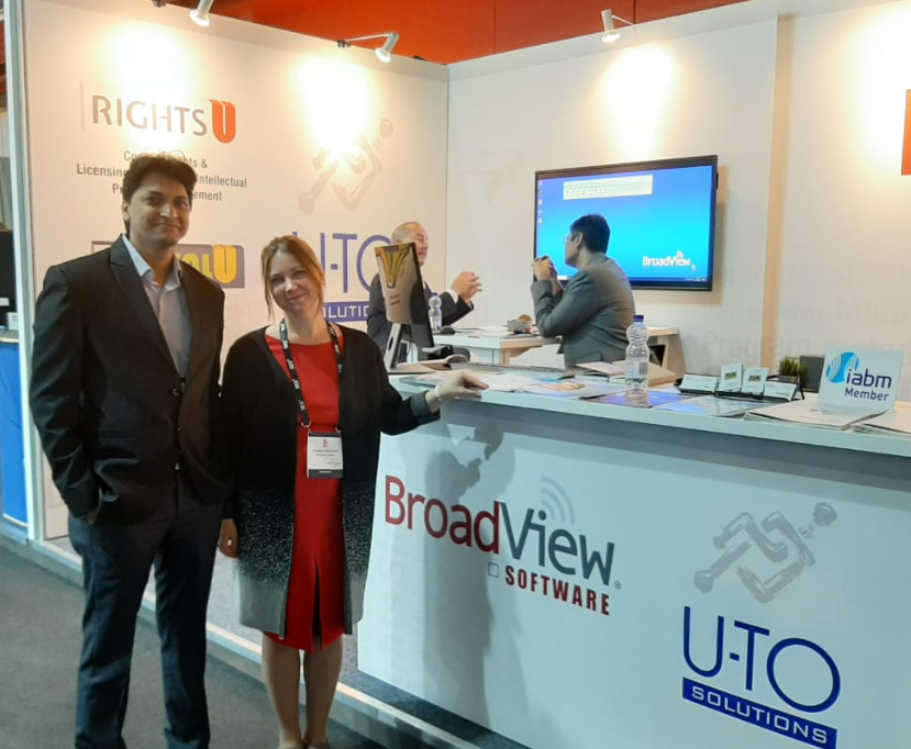 Good Morning Amsterdam! It's the final day of @IBCShow for this year.  Stop by today if you have a few minutes and meet the team from Broadview, Broadview Russia and U-TO Solutions @utosolutions Hall 2, Stand C41- See what our Broadcast Management Systems can do for you! https://t.co/fSE2oCb3CY