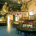 Image for the Tweet beginning: Jewish Synagogue at Fort Kochi