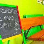 Image for the Tweet beginning: Alcorcón arranca el curso escolar
