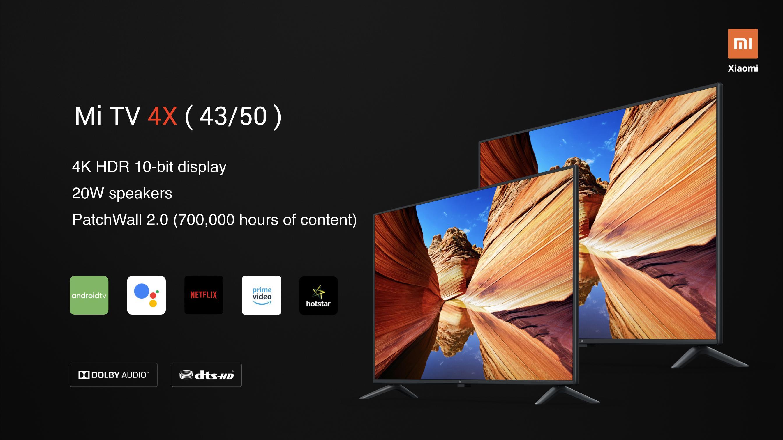 Mi TV 4X (43/50)